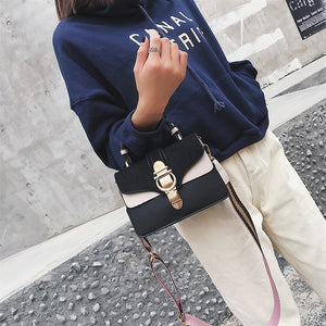 Women Handbags Fashion Women Messenger Bags Flap Crossbody Bag Hasp Cute Shoulder High Quality Small Handbags Sac A Main Femme
