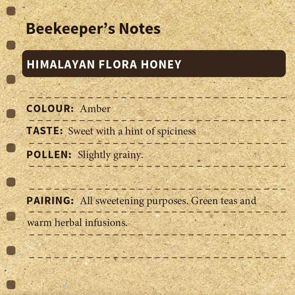 Himalayan Flora Honey