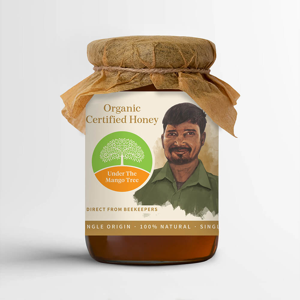 Organic Certified Honey