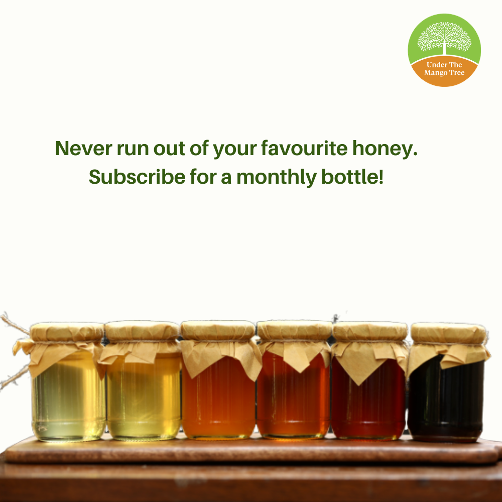Honey Subscription - The Hive!