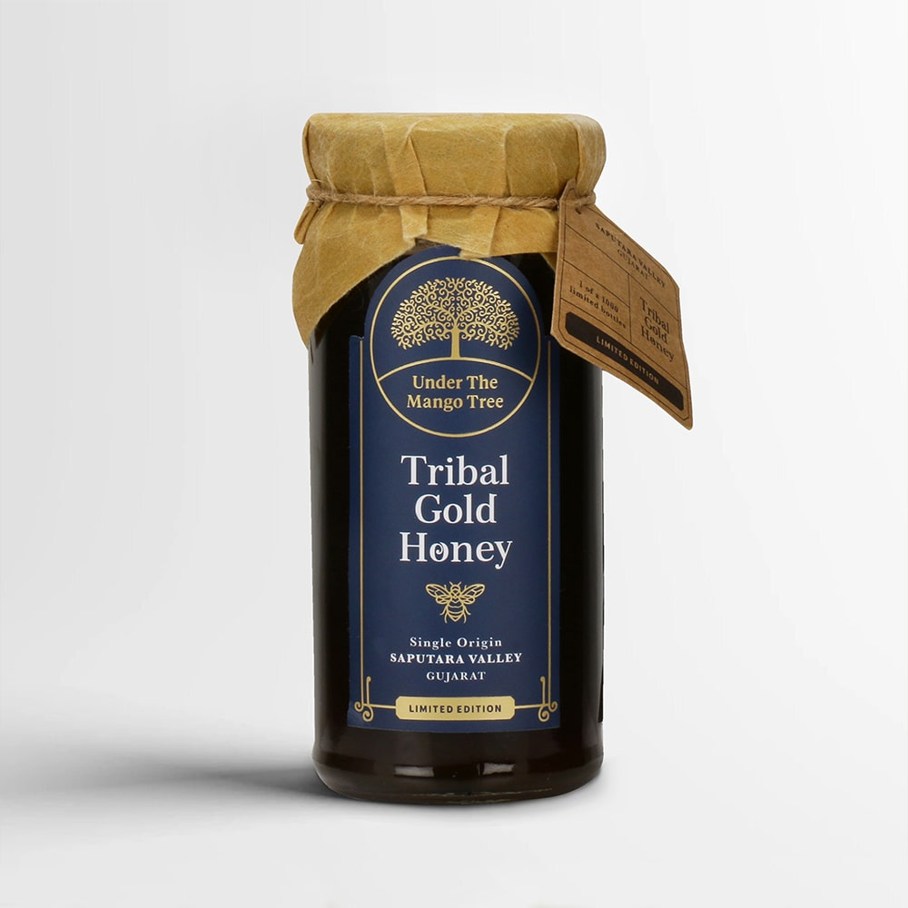 Tribal Gold Honey