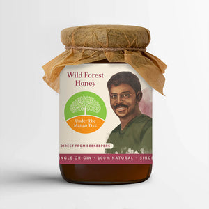 Wild Forest Honey
