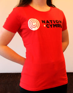 Womens T Shirt - Red