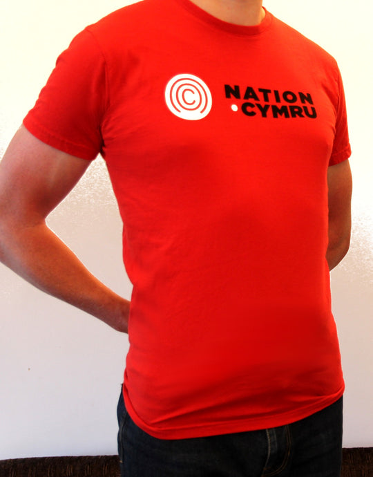 Mens T Shirt - Red