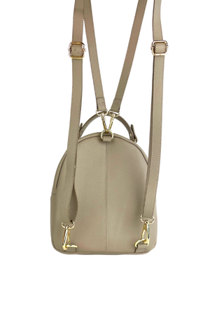 Gia Backpack - Khaki Taupe