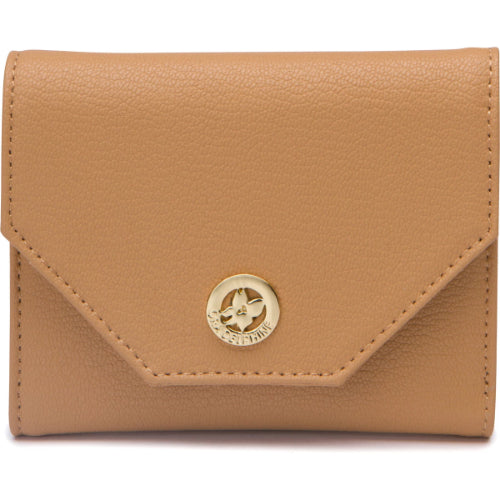 Addison Wallet - Almond