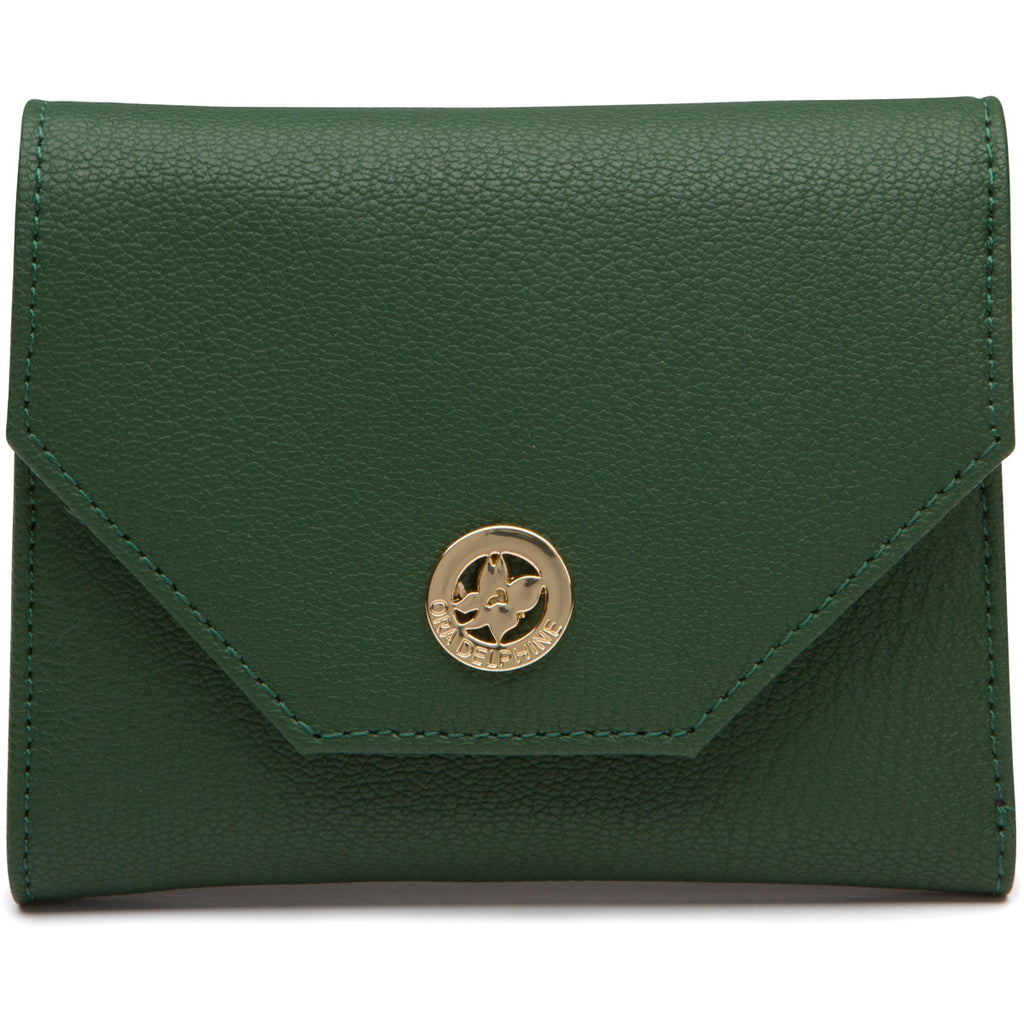 Addison Wallet - Emerald