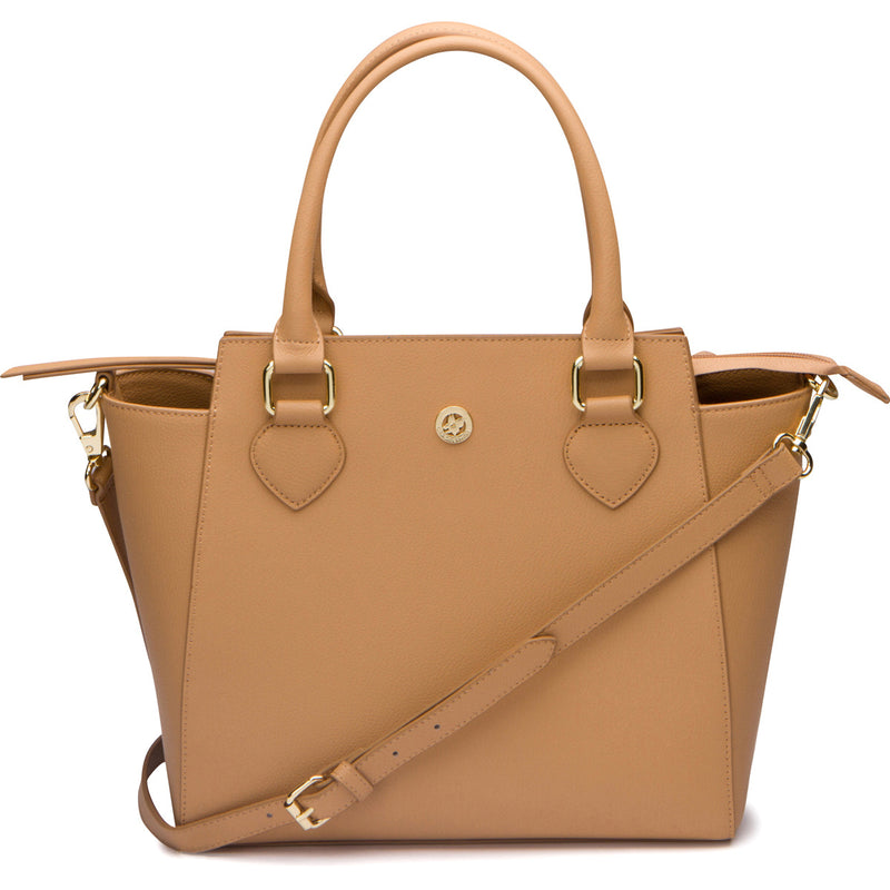 Brooke Satchel - Almond
