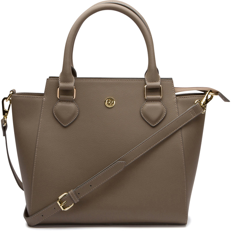 Brooke Satchel - Champagne Taupe