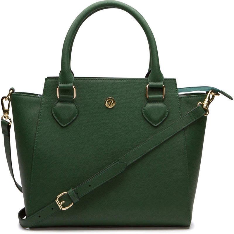 Brooke Satchel - Emerald