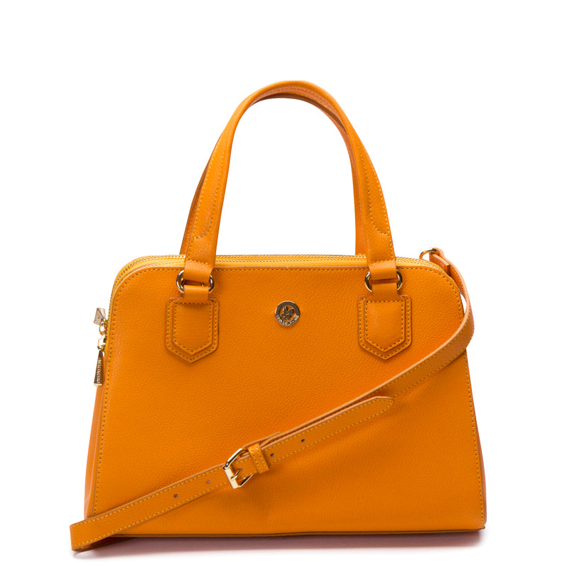 Petite Cora Satchel - Butterscotch