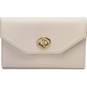 Darla Envelope Wallet - Shell