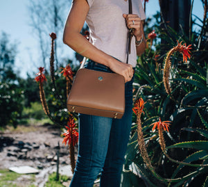 Cora Crossbody - Willow