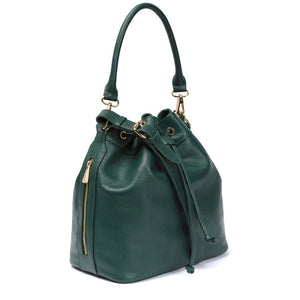 Claire Bucket Bag - Deep Woods