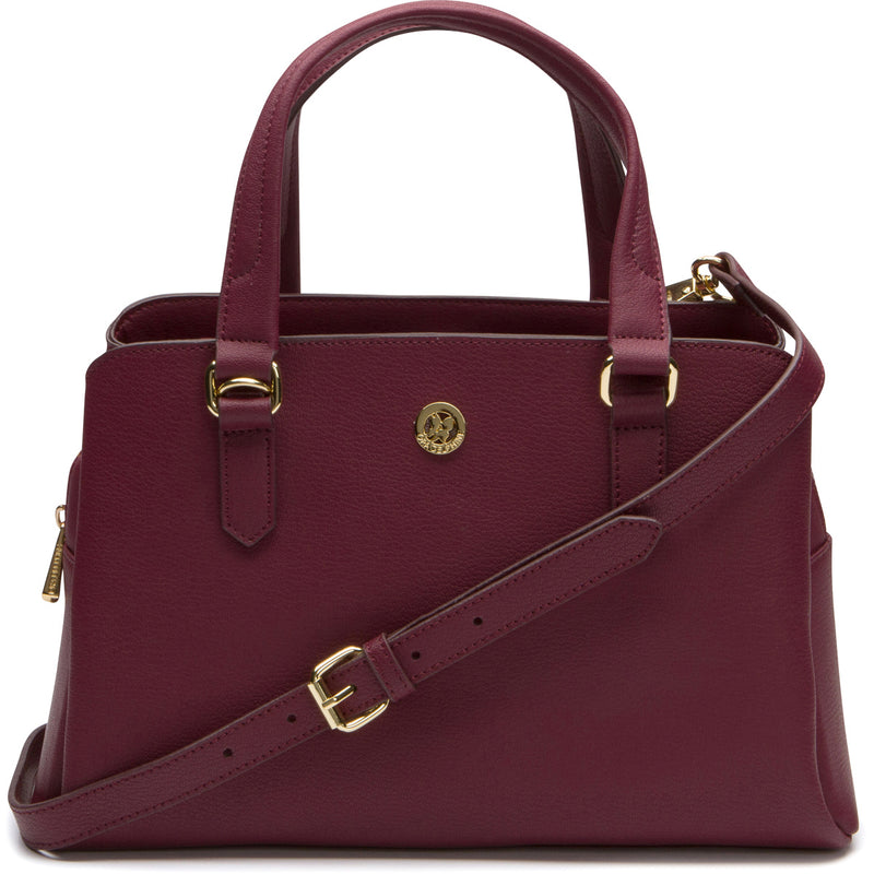 Evelyn Satchel - Maroon