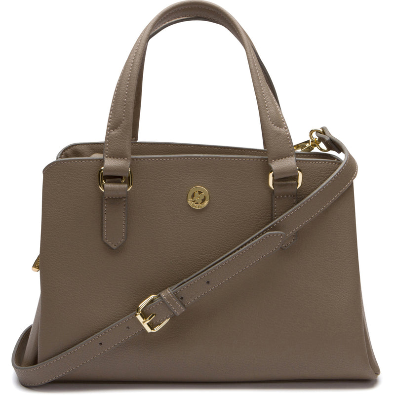 Evelyn Satchel - Champagne Taupe