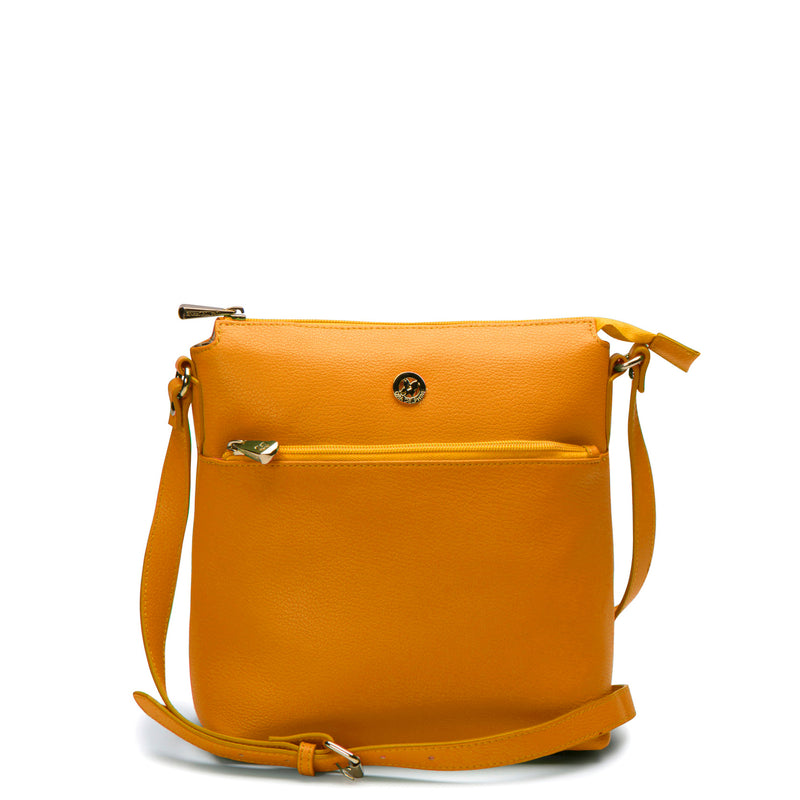 Hazel Crossbody - Butterscotch