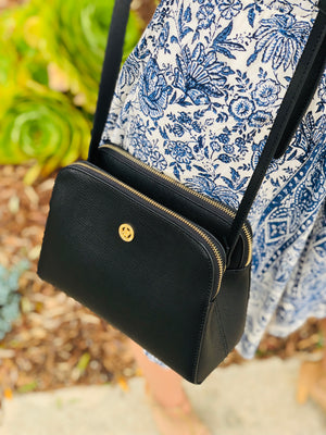 Cora Crossbody - Black