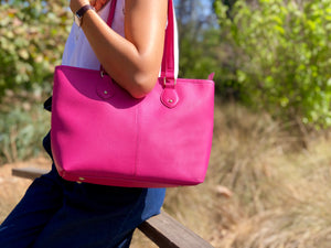 Florence Tote - Peony