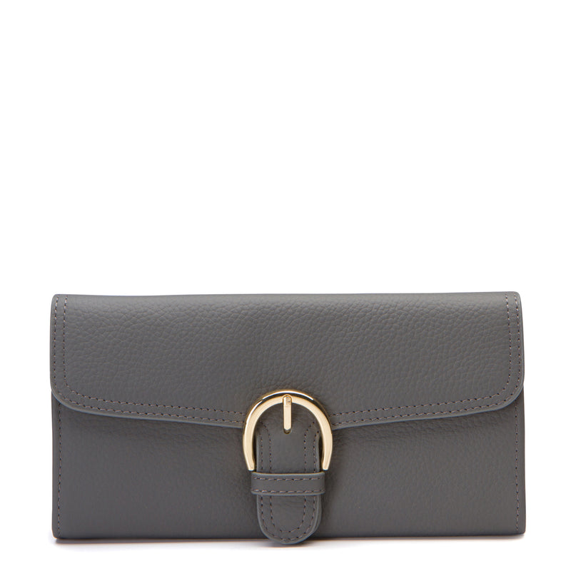 Lauren Wallet - Gunmetal