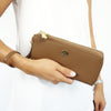 Leda Wallet - Walnut