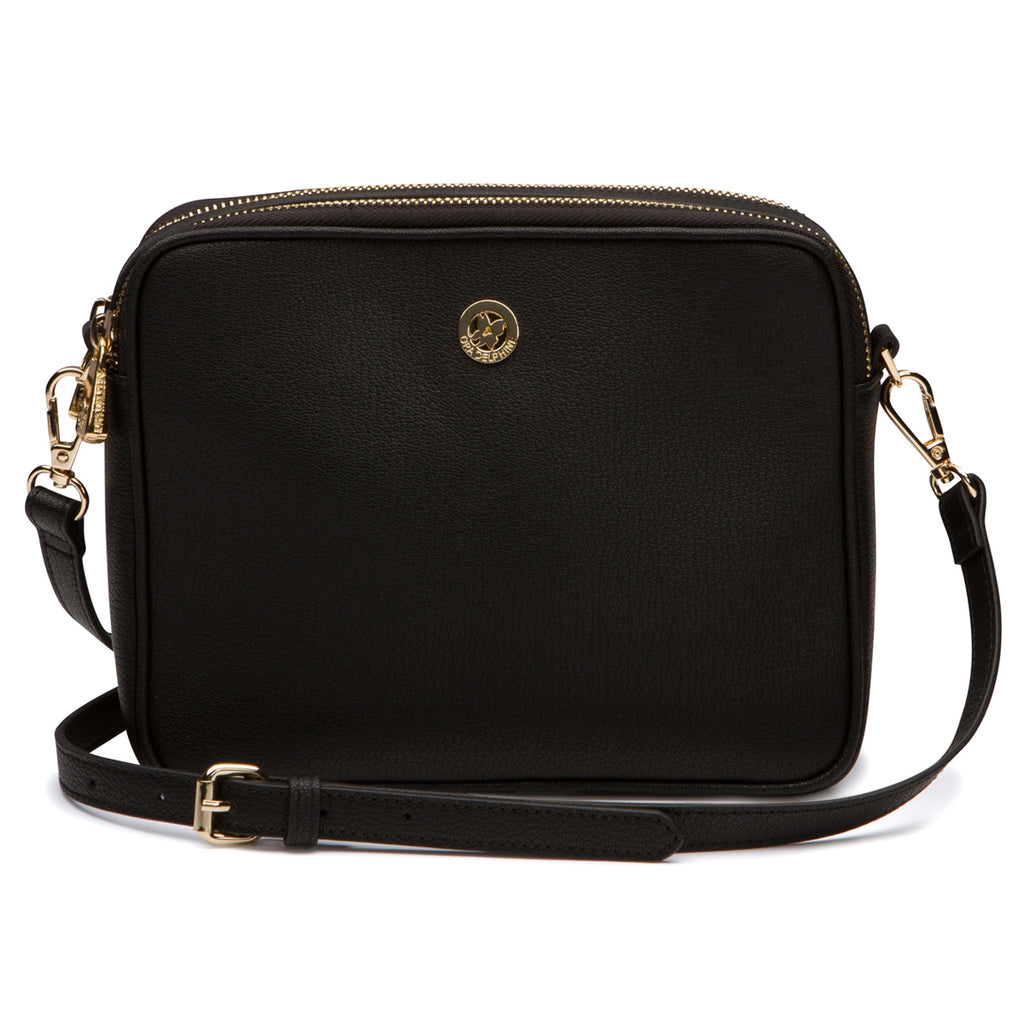 Lindsey Crossbody - Black