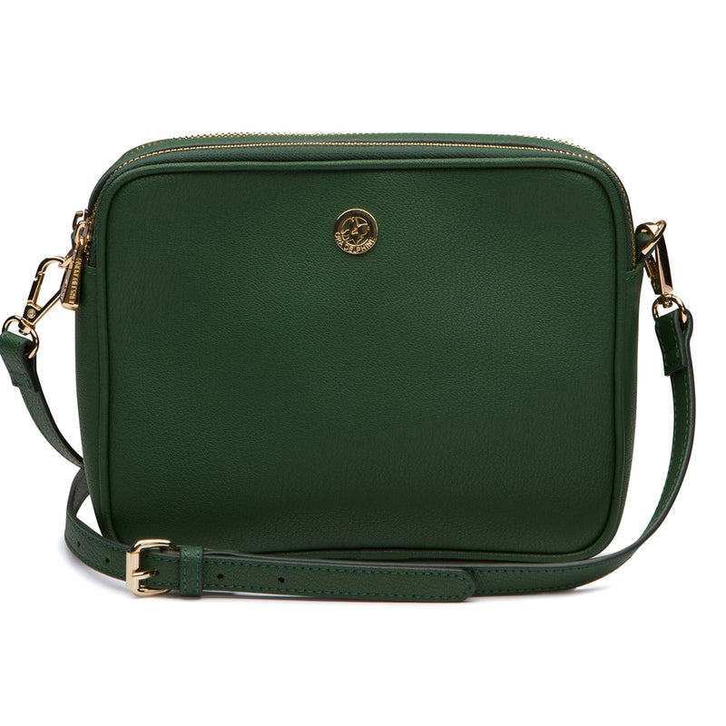 Lindsey Crossbody - Emerald
