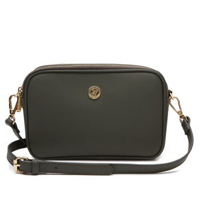 Paige Crossbody - Sage Gray