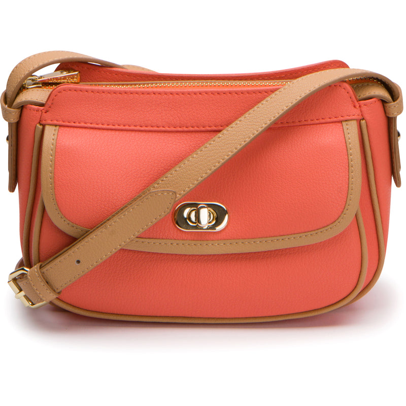 June Crossbody - Nectarine