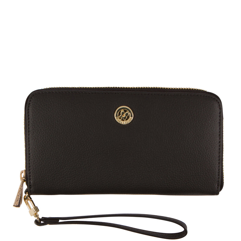 Julia Wallet - Black