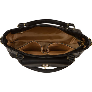 Rita Satchel - Black