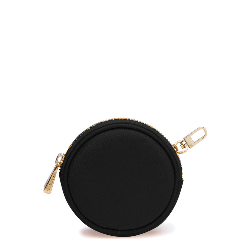 Samantha Coin Wallet - Black