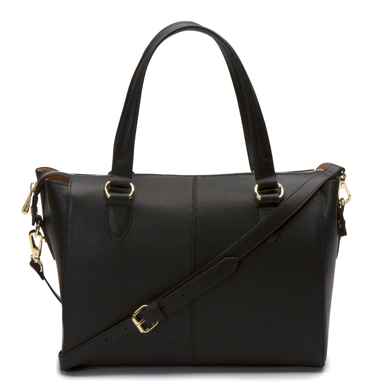 Taylor Satchel - Black