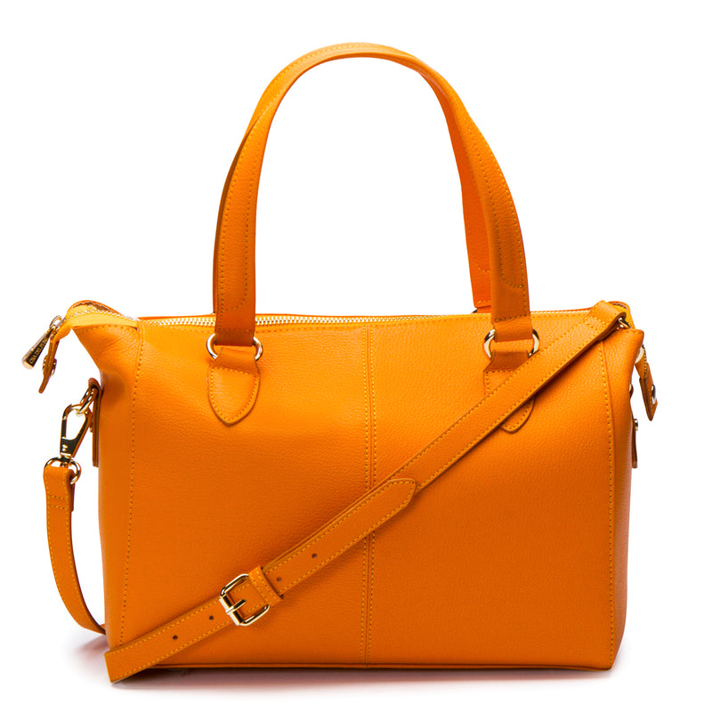 Taylor Satchel - Butterscotch