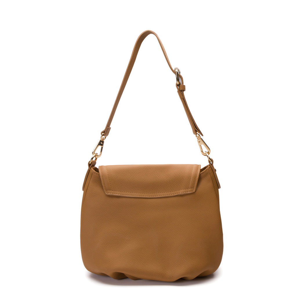 Virginia Shoulder Bag - Caramel