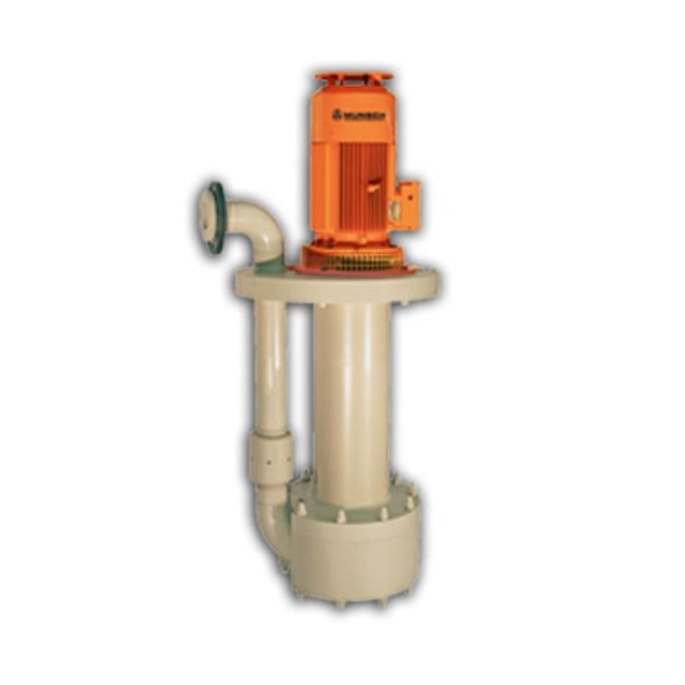 Close coupled vertical chemical pump TNP - WIDOS Asia