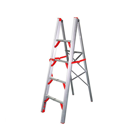 5FT Single Sided Folding Step Ladder - WIDOS Asia