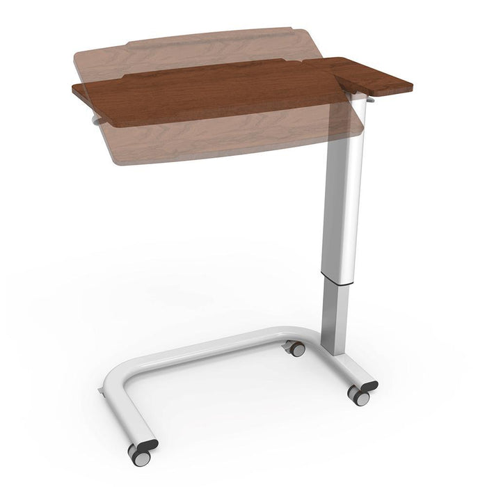 Overbed Table with Tilt Function (Woodgrain) - WIDOS Asia