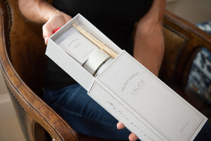 Reed Diffuser | Gift Packaging | Scented Essential Oils