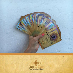 Ibiza Tarot - The oracle of Tanit