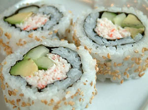 Fresh Snow Crab roll (Gluten Free)