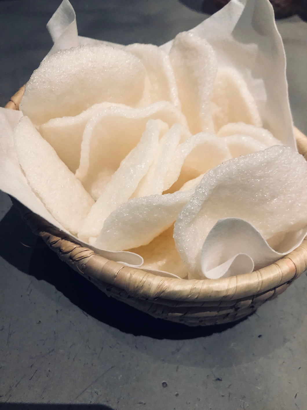 Pan de Gambas - Prawn Crackers