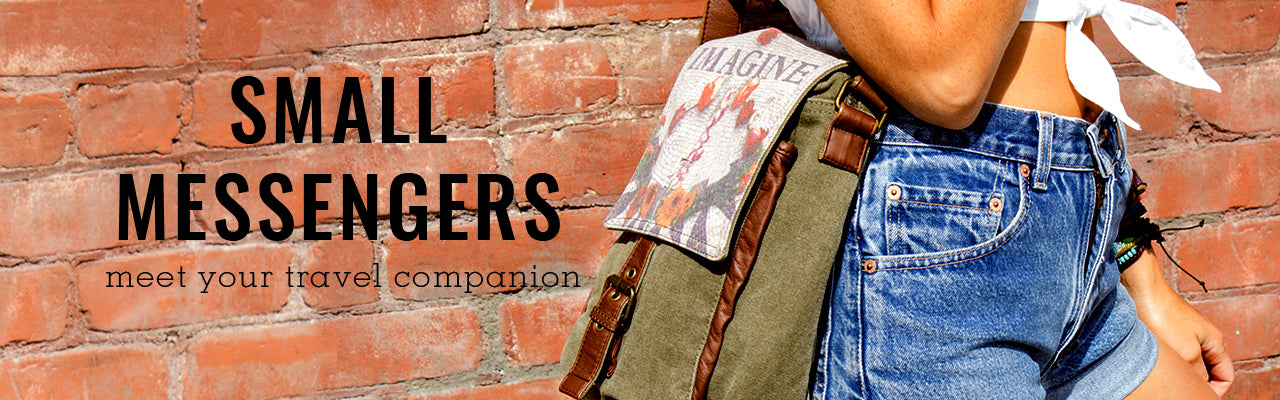 Small Messenger Bags