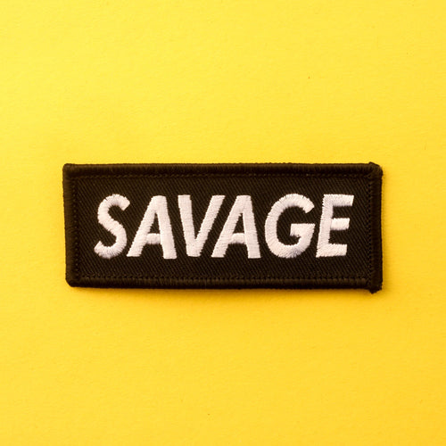 Savage Patch