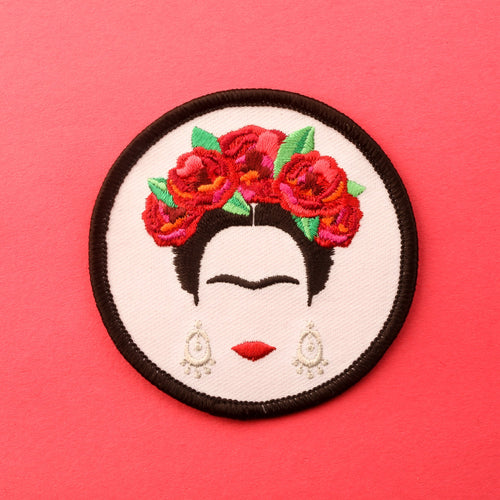 Viva La Vida Frida Kahlo Patch