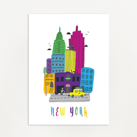 New York Illustration