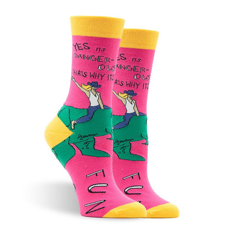 Be a Cactus Women's Socks