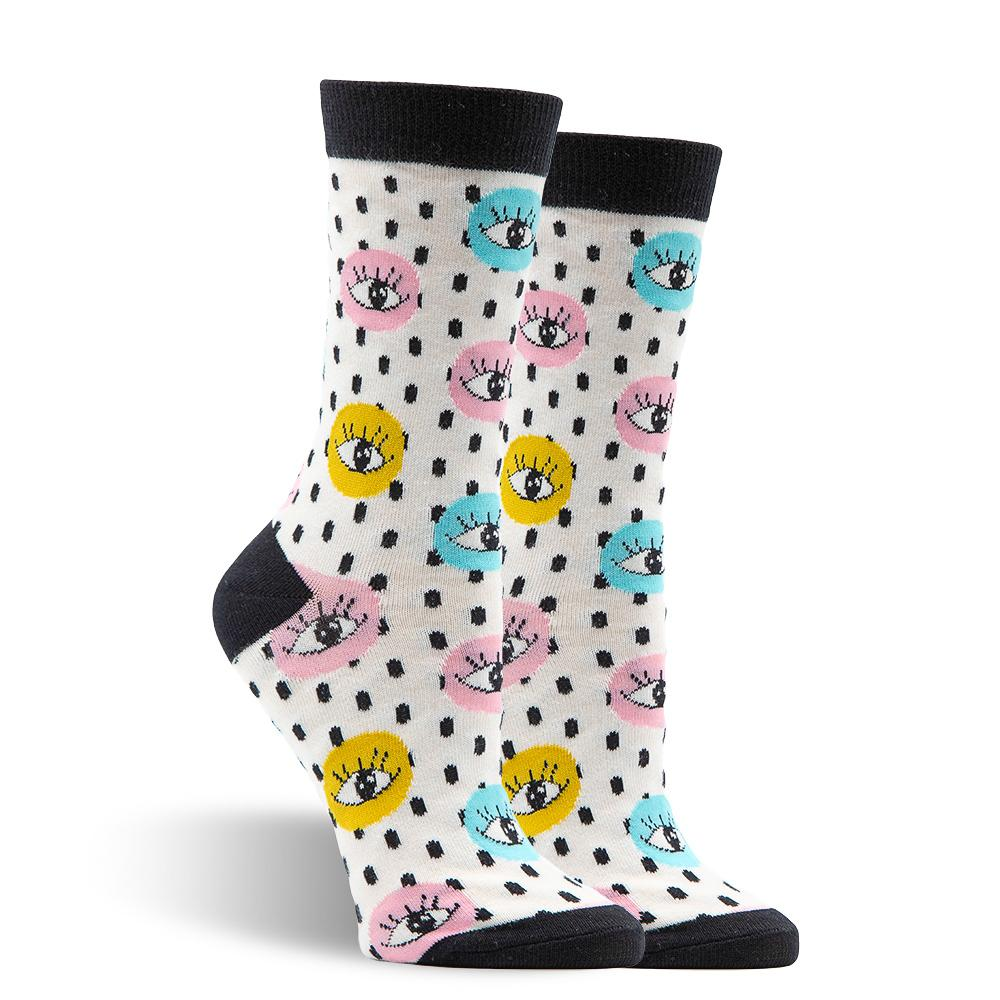 Eyes Women's Socks