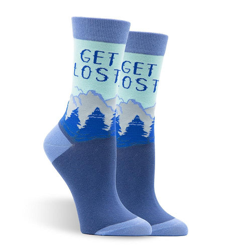 Get Lost Outside Women's Socks