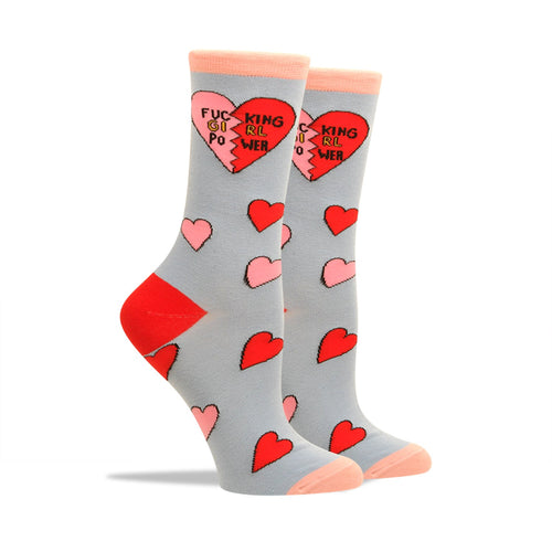Fucking Girl Power Women's Socks